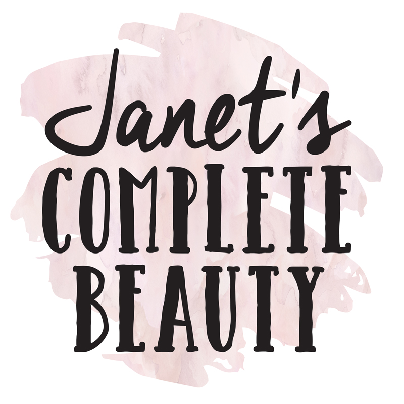 Janet's Complete Beauty Logo Design